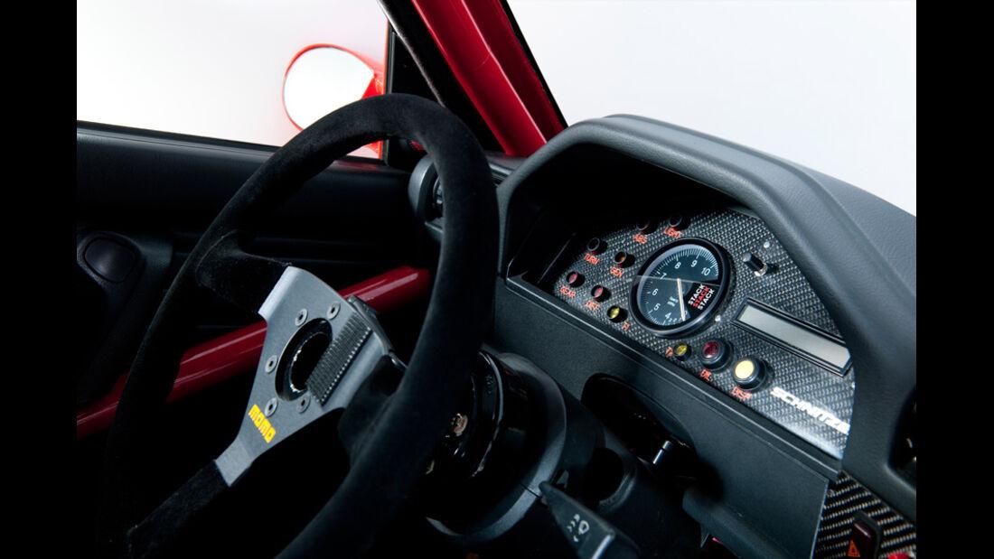 BMW M3 Sport Evolution, Cockpit, Lenkrad