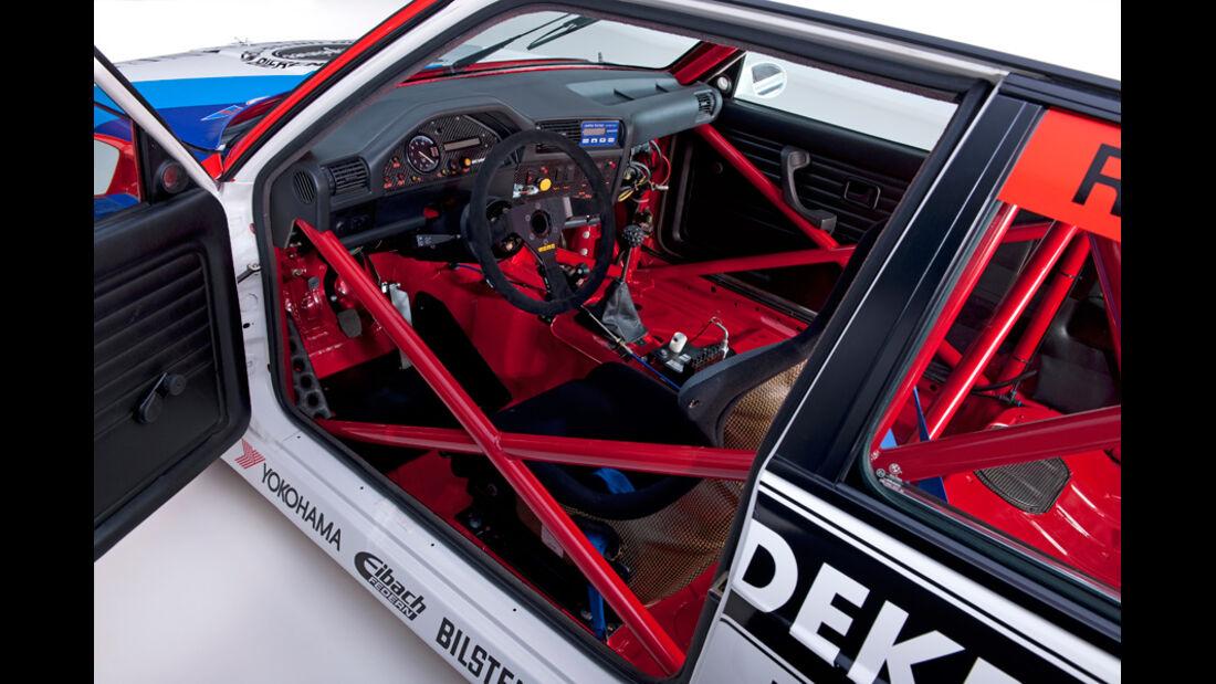 BMW M3 Sport Evolution, Cockpit, Überrollkäfig