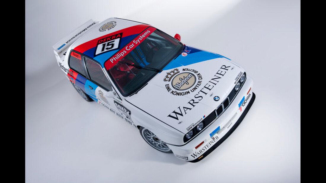 BMW M3 Sport Evolution, Draufsicht, von oben