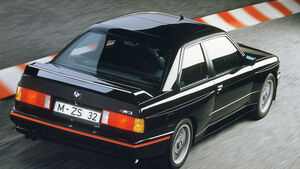 BMW M3 Sport Evolution (E30) - Sondermodell