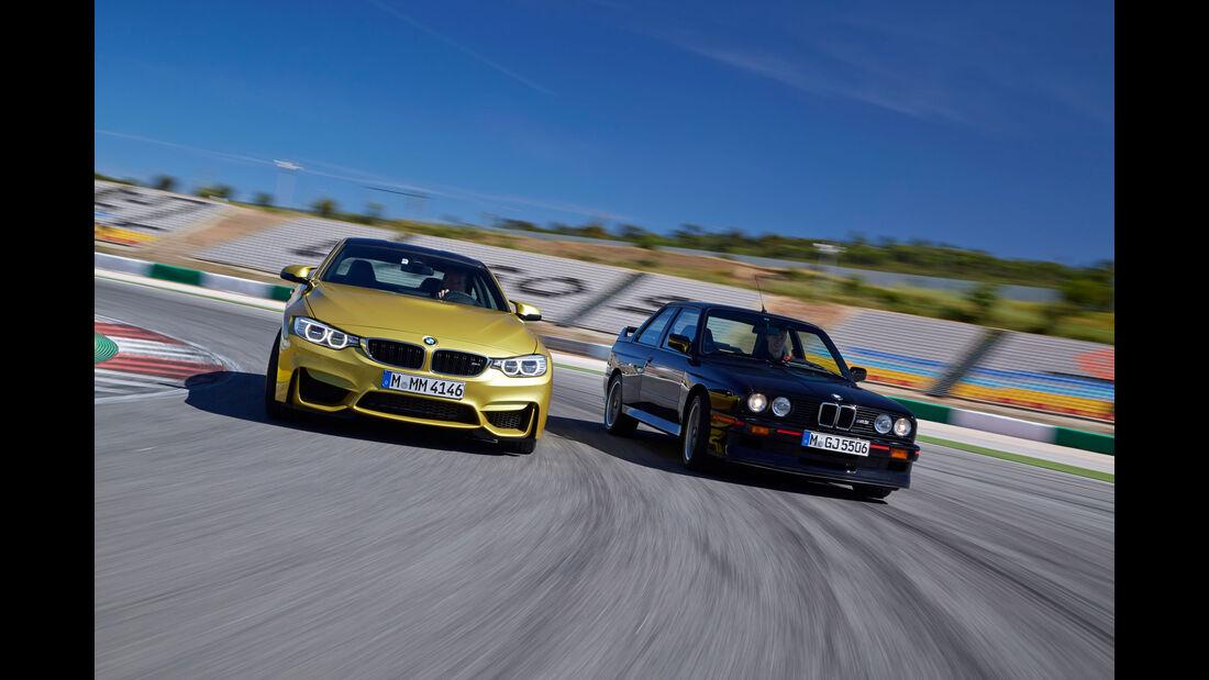 BMW M3 Sport Evolution (E30) - Sondermodell - BMW M4 (f82)