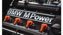 BMW M3 Sport Evolution (E30) - Vierzylinder-Reihenmotor