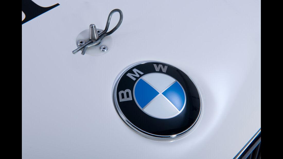 BMW M3 Sport Evolution, Emblem