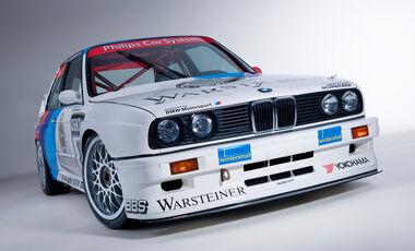 BMW M3 Sport Evolution, Frontansicht