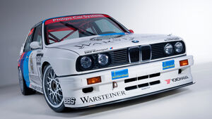 BMW M3 Sport Evolution, Frontansicht