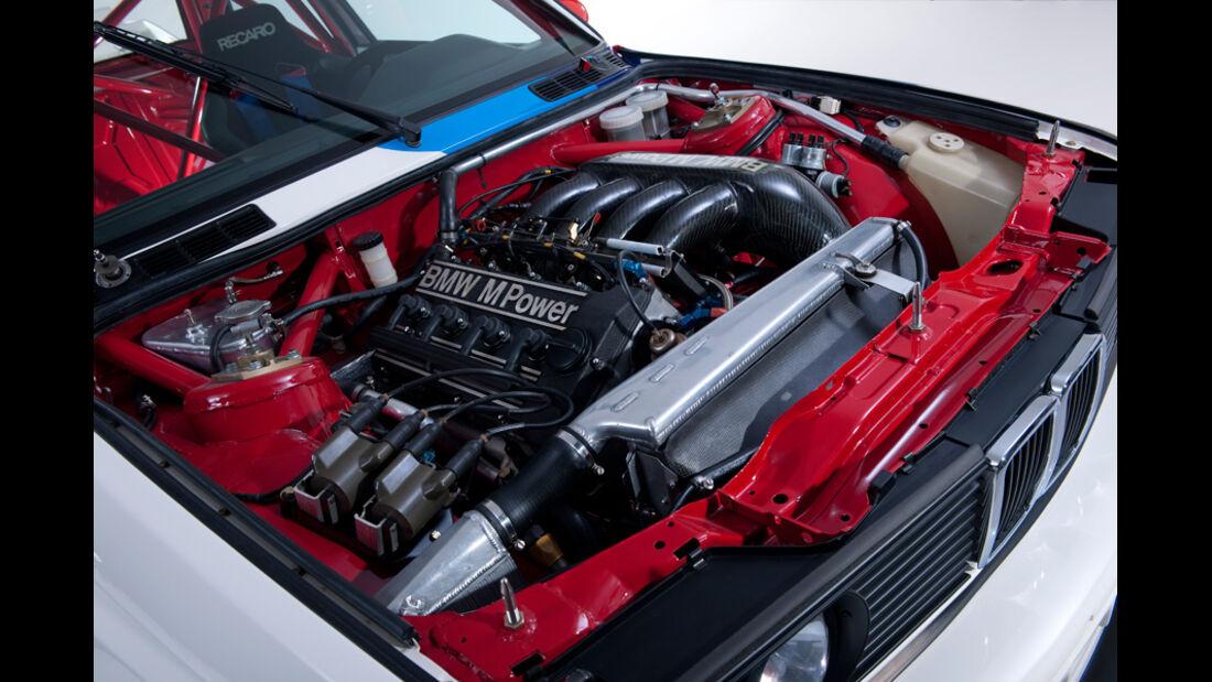 BMW M3 Sport Evolution, Motor