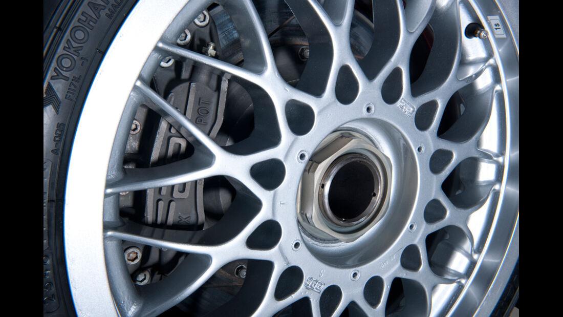 BMW M3 Sport Evolution, Rad, Felge