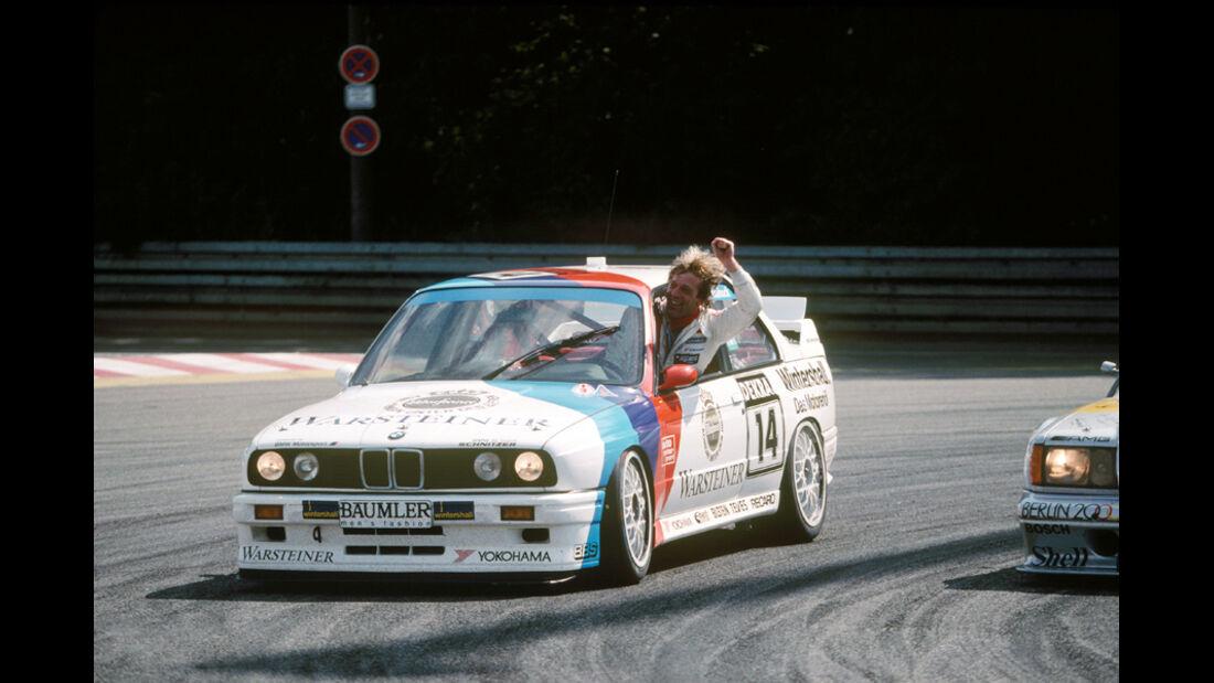 BMW M3 Sport Evolution, Roberto Ravaglia, Rennszene