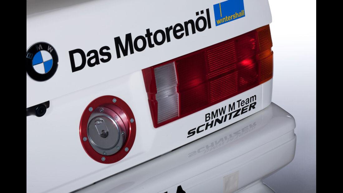 BMW M3 Sport Evolution, Rücklichter