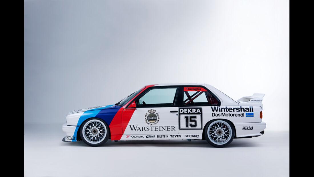 BMW M3 Sport Evolution, Seitenansicht