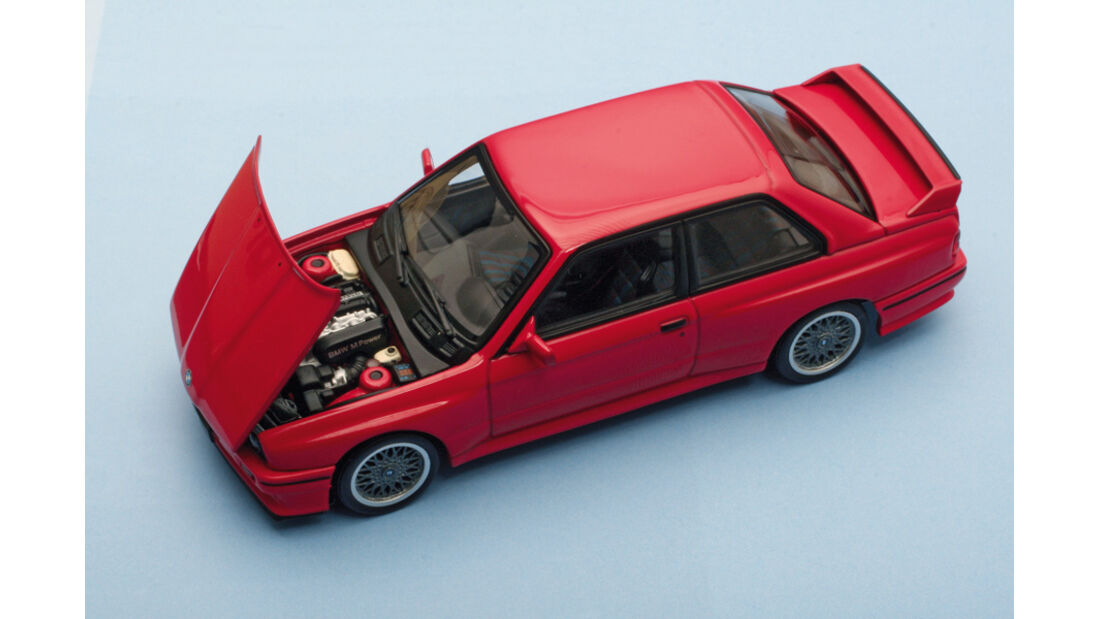 BMW M3 Sport Evolution im Maßstab 1:43