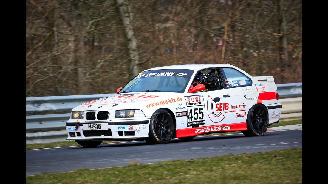 BMW M3 - Startnummer #455 - V5 - VLN 2019 - Langstreckenmeisterschaft - Nürburgring - Nordschleife