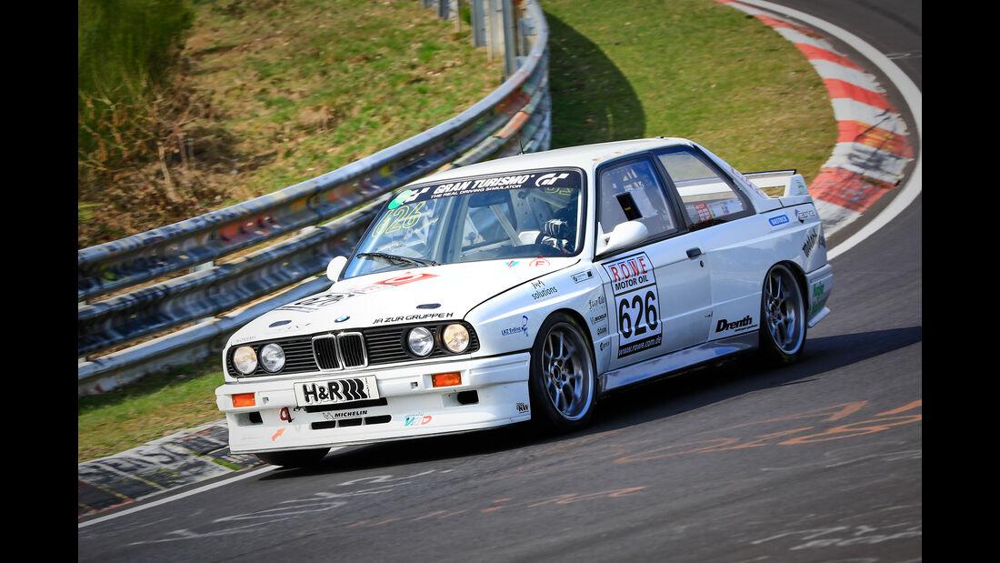 BMW M3 - Startnummer #626 - H2 - VLN 2019 - Langstreckenmeisterschaft - Nürburgring - Nordschleife