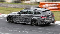 BMW M3 Touring Erlkönig