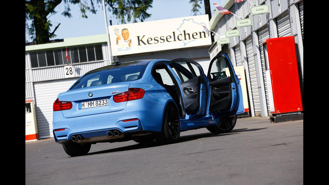 BMW M3, Türen