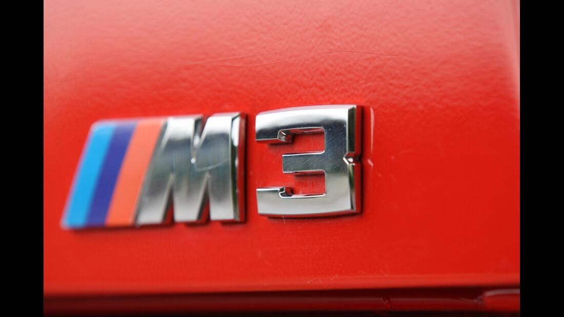 BMW M3, Typenbezeichnung