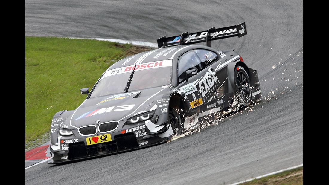 BMW M3, Vorderradverlust