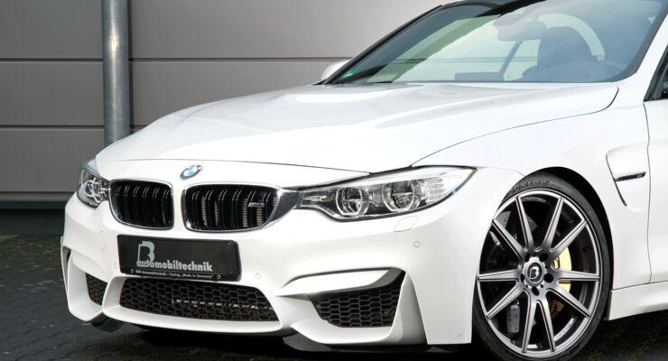 BMW M3 und M4 von B&B
