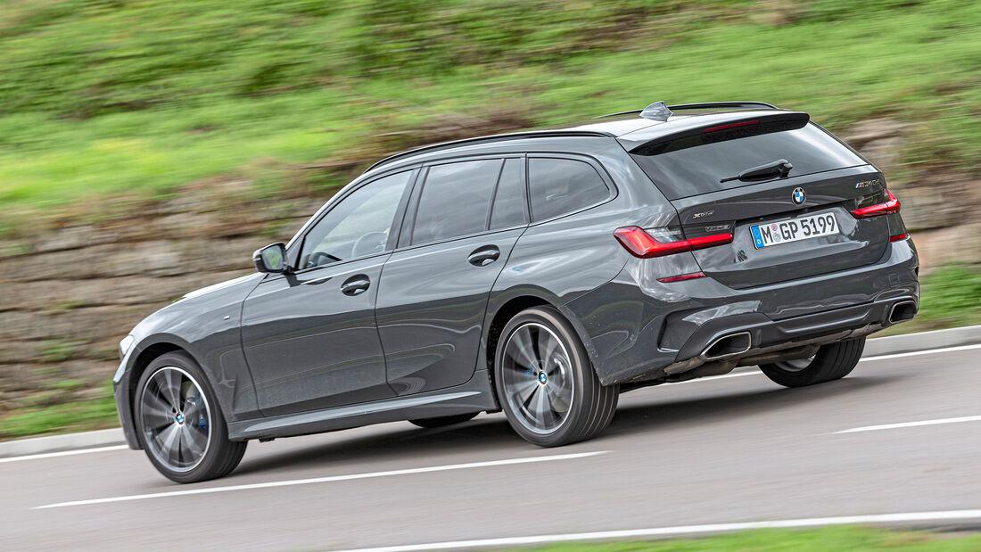 BMW M340d Touring xDrive, Exterieur