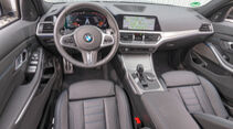BMW M340d Touring xDrive, Interieur