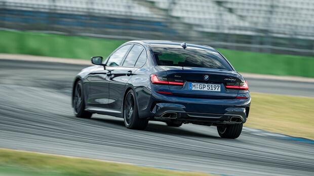 BMW M340d xDrive, Exterieur