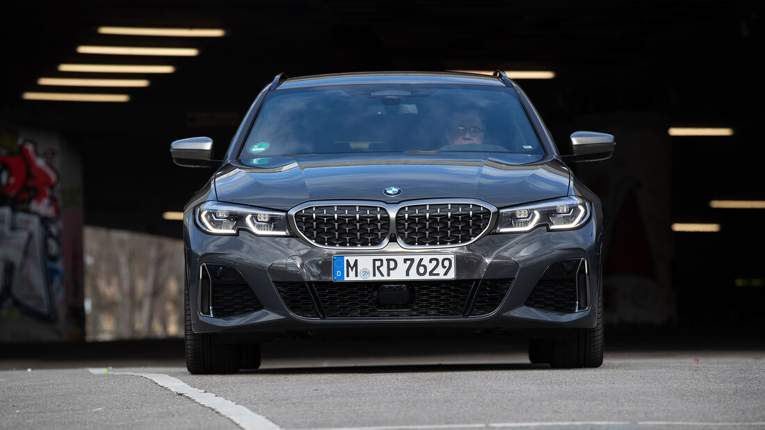 BMW M340i, Exterieur