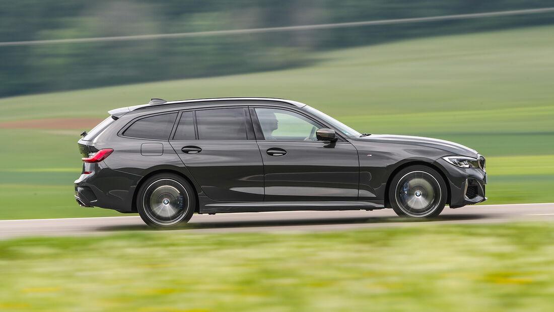 BMW M340i Touring xDrive, Exterieur