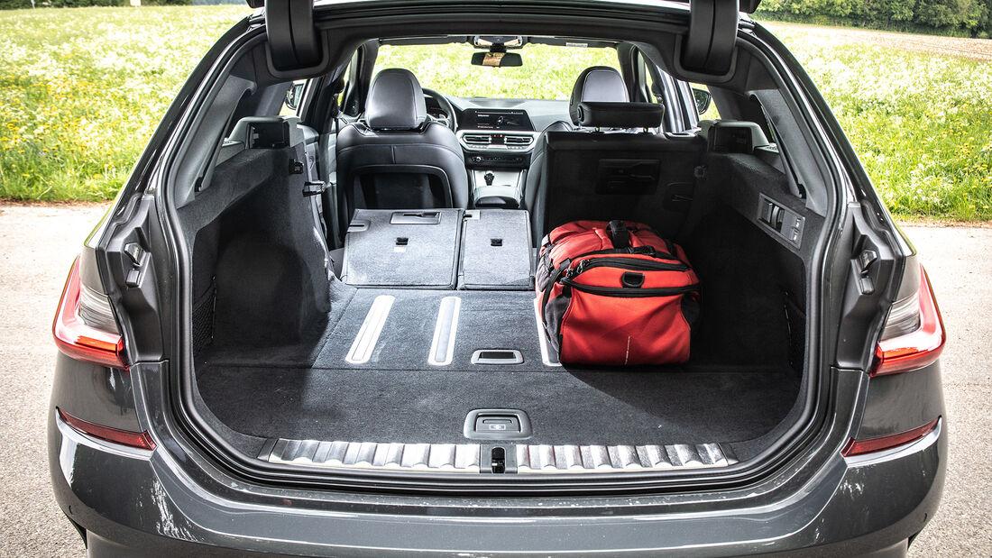 BMW M340i Touring xDrive, Interieur