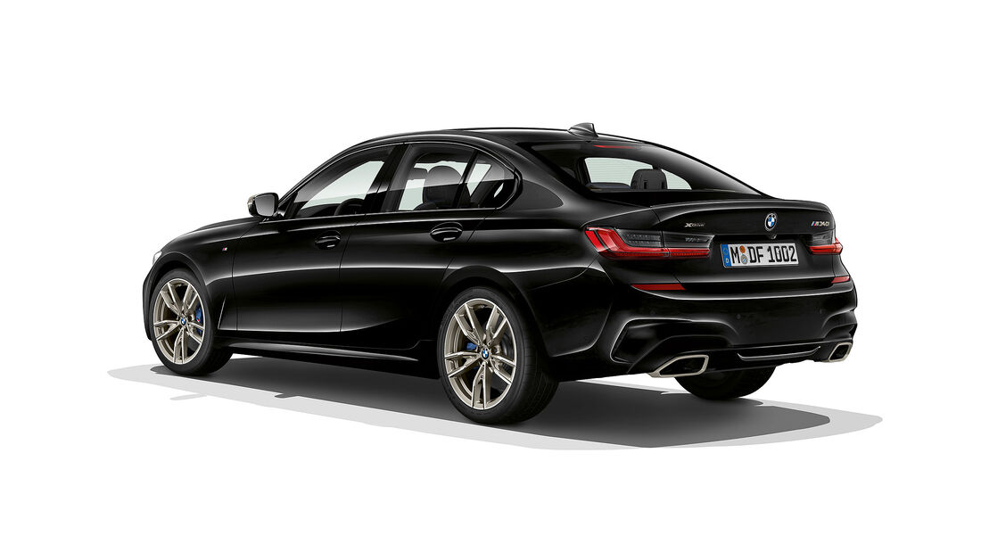 BMW M340i xDrive (2019)
