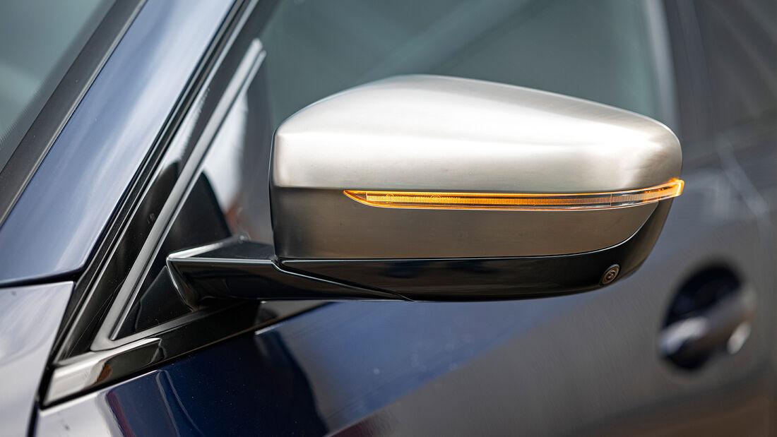BMW M340i xDrive, Außenspiegel