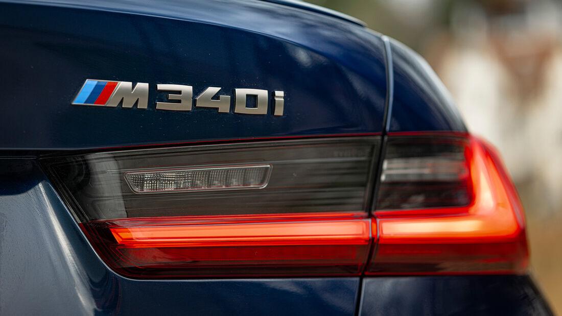 BMW M340i xDrive, Emblem