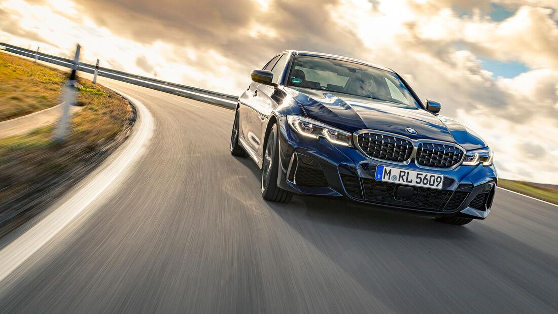 BMW M340i xDrive, Exterieur
