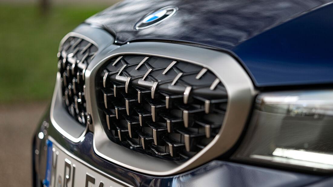 BMW M340i xDrive, Grill