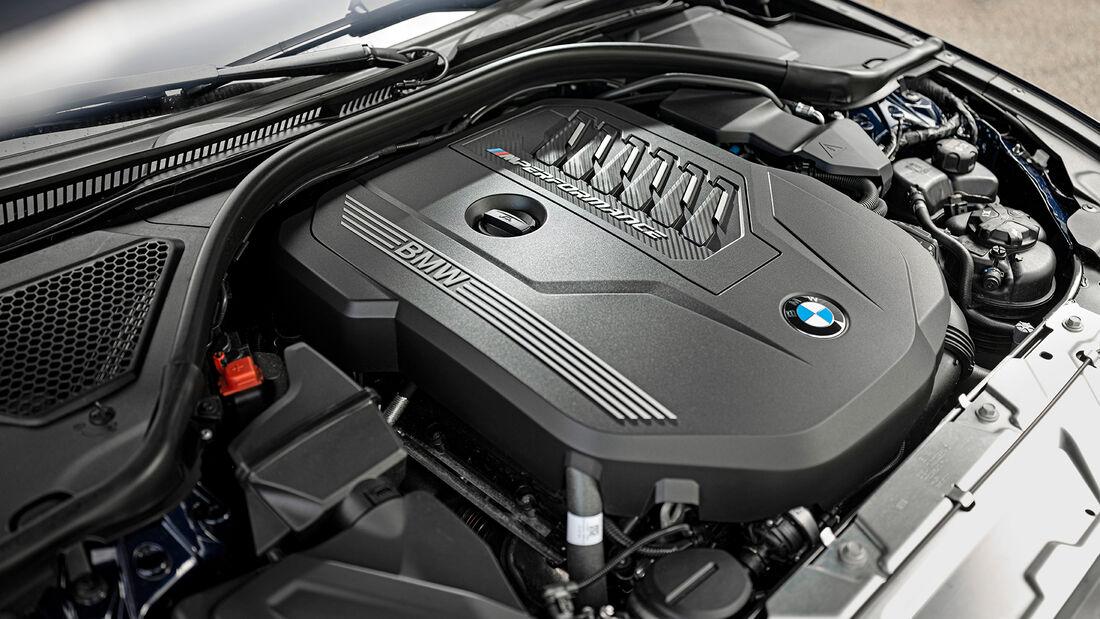 BMW M340i xDrive, Motor