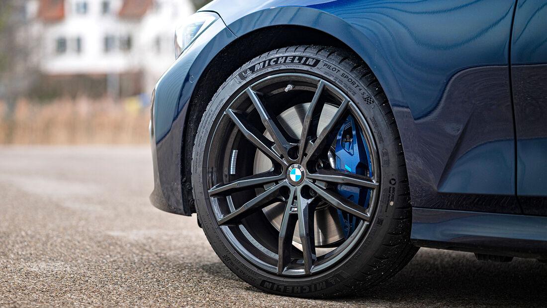 BMW M340i xDrive, Rad