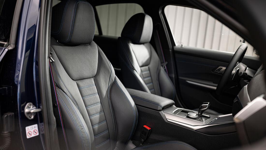 BMW M340i xDrive, Sitze