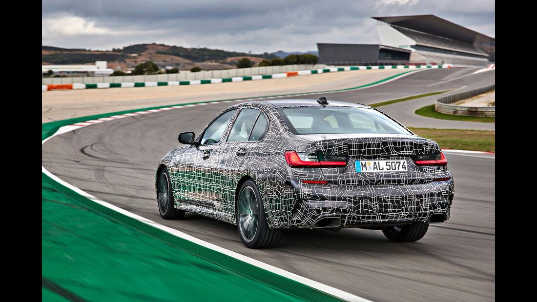 BMW M340i xDrive - sport auto 1/2019