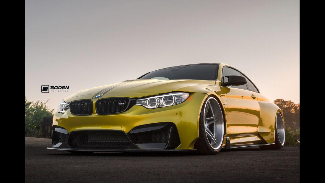 BMW M4 - Boden Autohaus