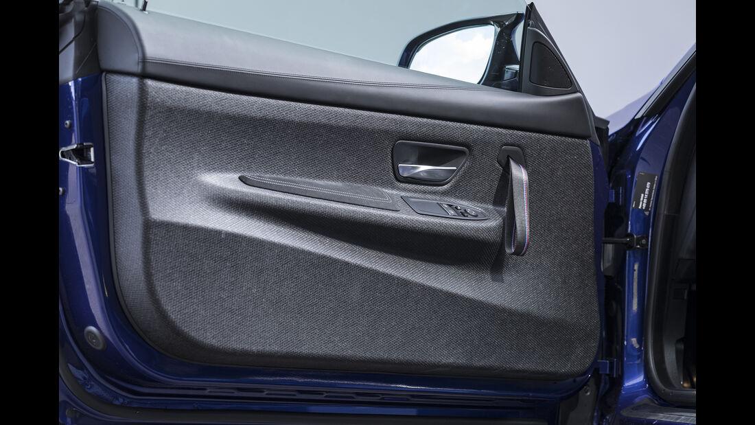 BMW M4 CS, Einzeltest, Interieur