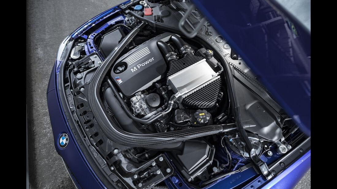 BMW M4 CS, Einzeltest, Motor