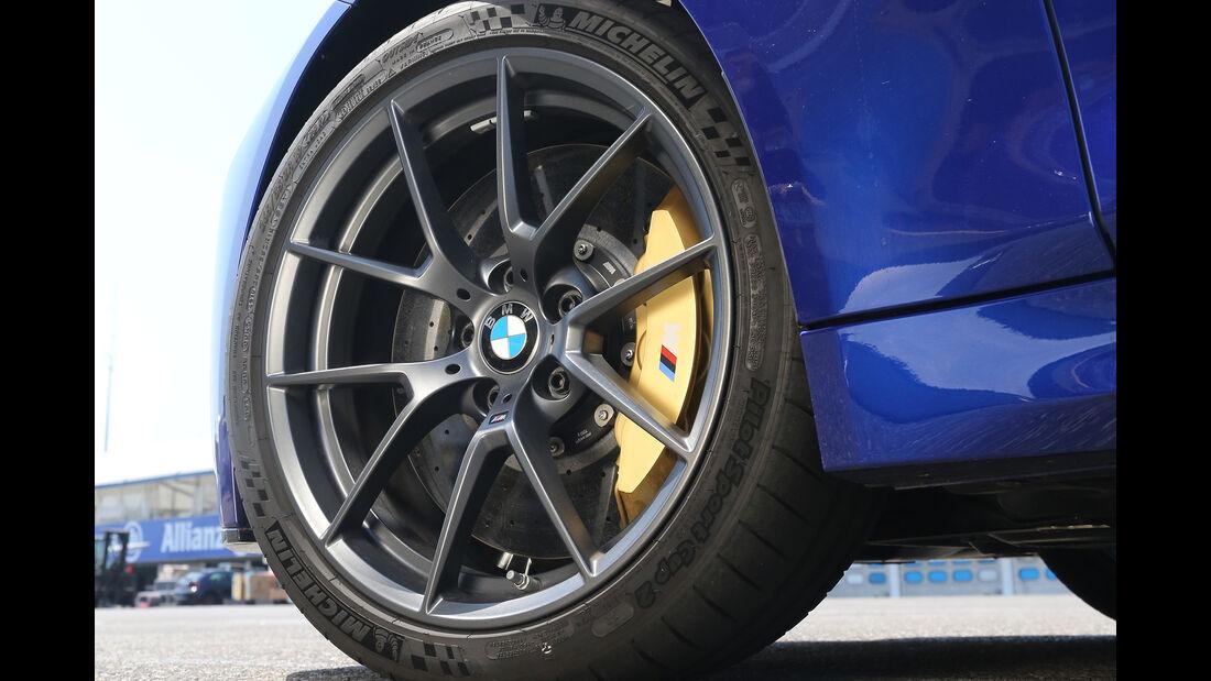 BMW M4 CS, Felge
