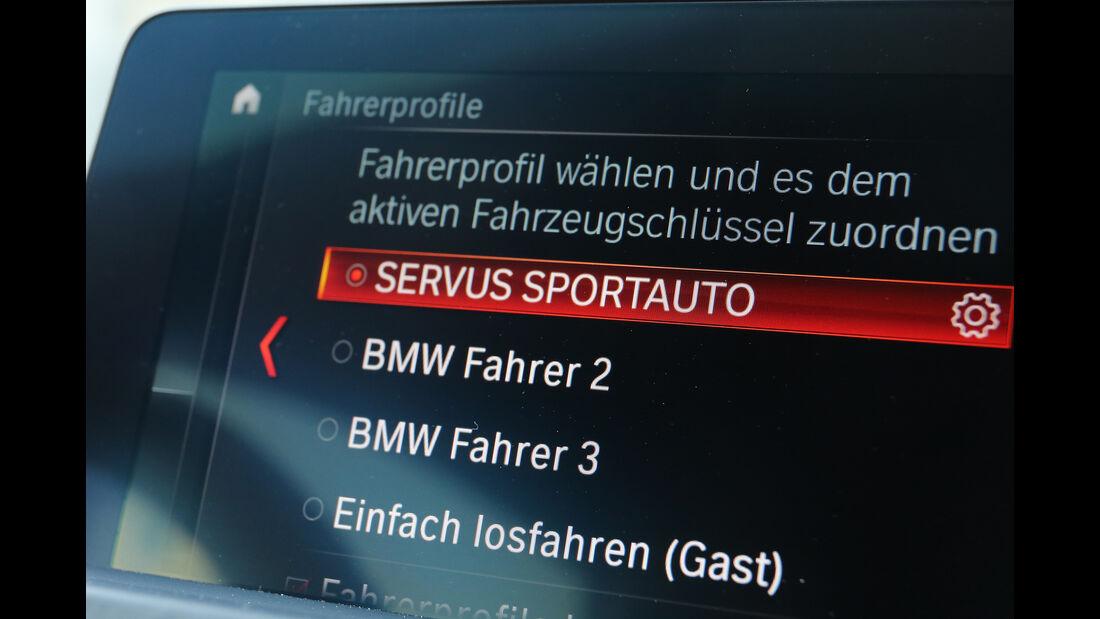 BMW M4 CS, Interieur