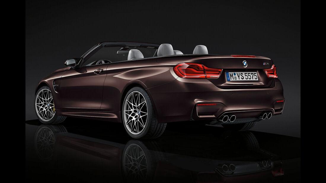 BMW M4 Cabrio Facelift (2017)
