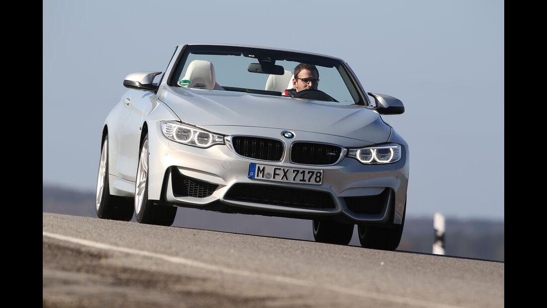 BMW M4 Cabrio, Frontansicht