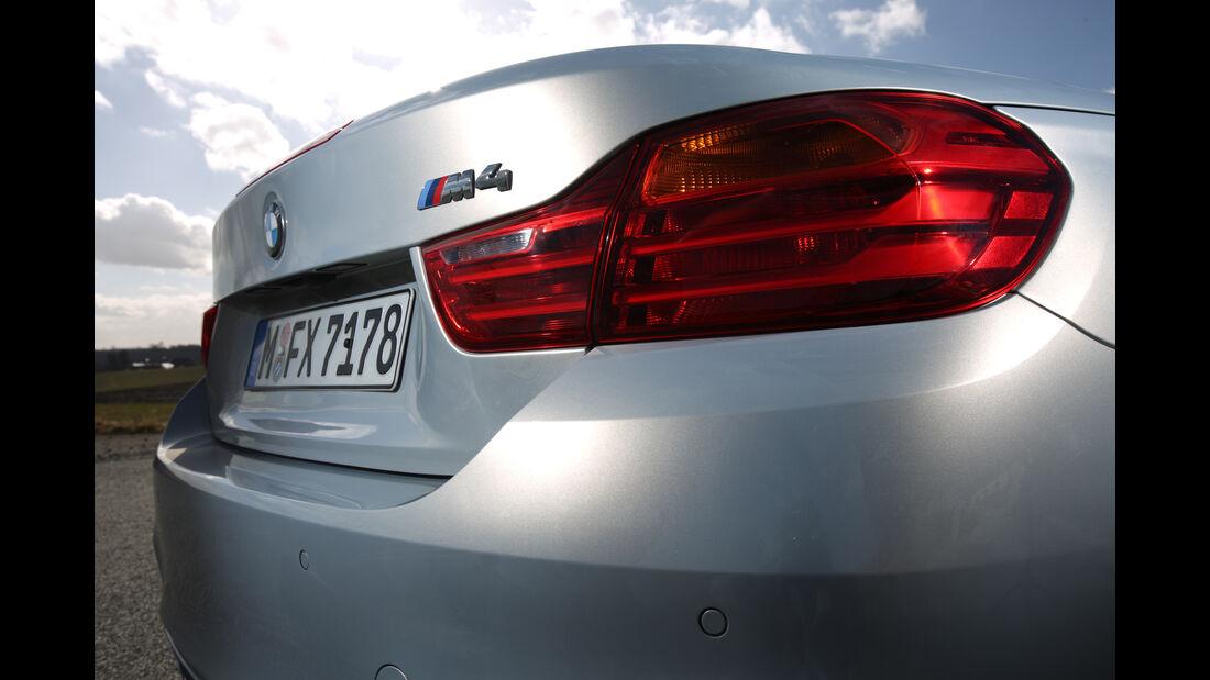 BMW M4 Cabrio, Heckleuchte
