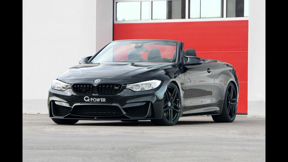 BMW M4 Cabrio by G-Power