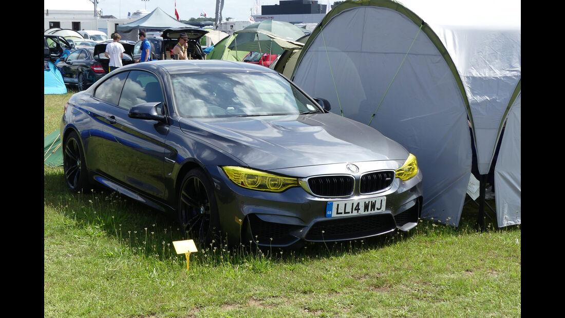BMW M4 - Carspotting - 24h Le Mans 2018
