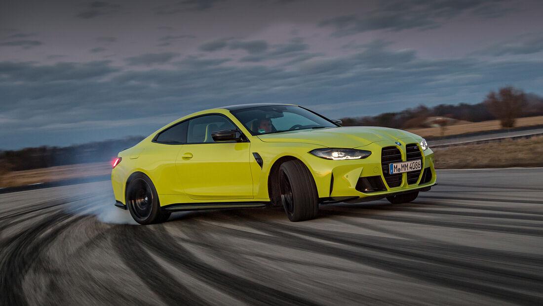 BMW M4 Competition (2021), Fahrbericht