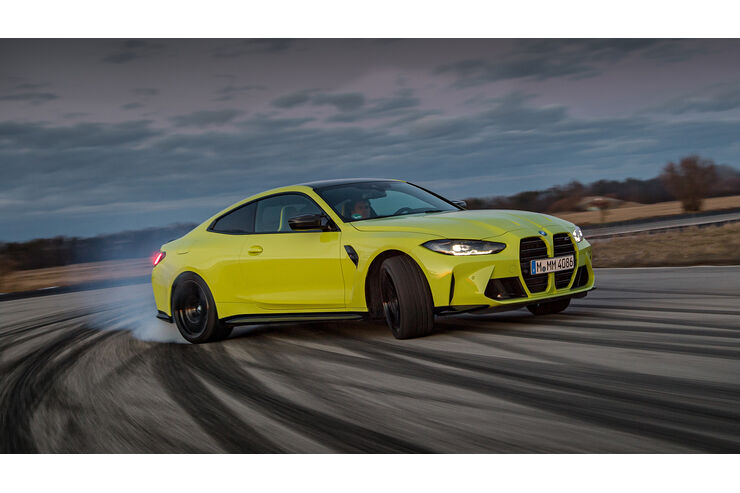 BMW M3 & M4 Competition im Fahrbericht   AUTO MOTOR UND SPORT - auto motor und sport