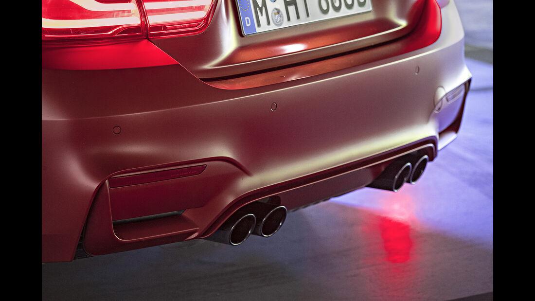 BMW M4 Competition, Exterieur